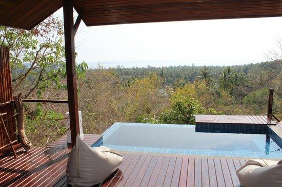 The Place Luxury Boutique Villas: View