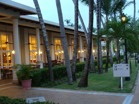 ClubHotel Riu Bambu: Le buffet