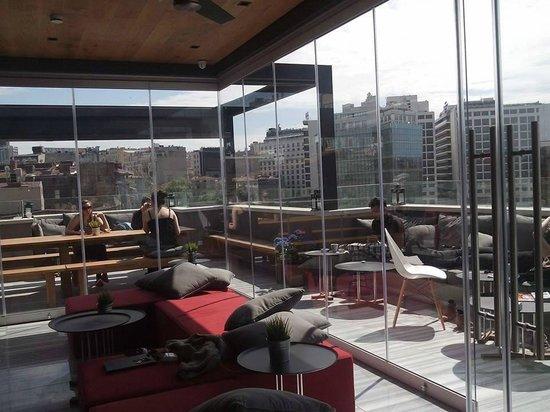 #bunk taksim: terrace
