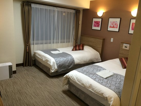 Kyoto Hana Hotel: 客室