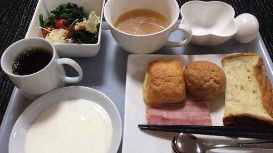Kyoto Hana Hotel: 朝食