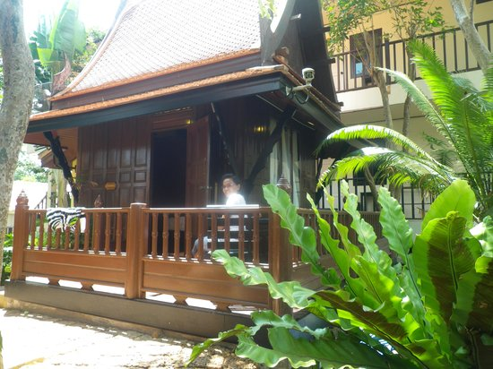 Vimarn Samed Resort: Our cabin.