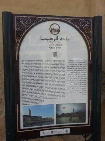 Medina of Fez: Place R'cif