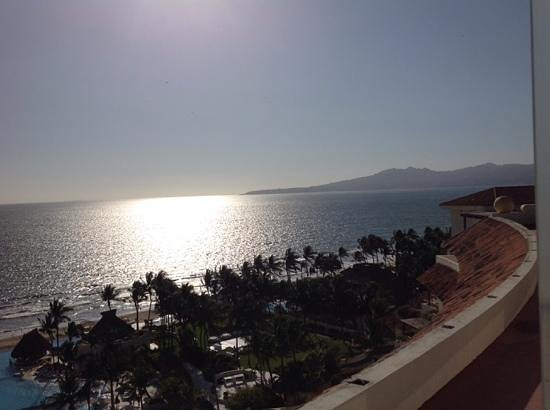 Grand Velas Riviera Nayarit: View from top deck of 933
