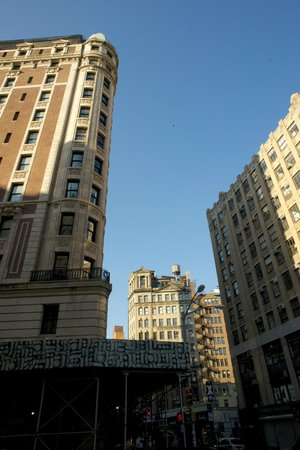 The NoMad Hotel : The neighbourhood