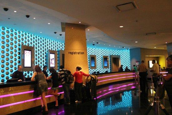 Planet Hollywood Resort & Casino: Recepção
