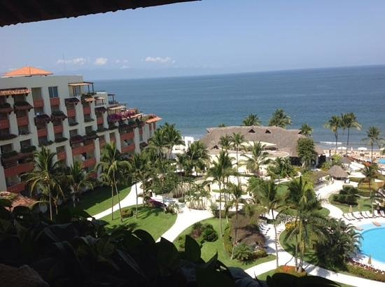 Grand Velas Riviera Nayarit: Beautiful grounds