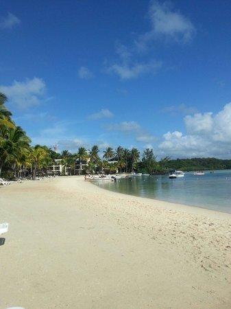 Shandrani Beachcomber Resort & Spa All Inclusive : Beach