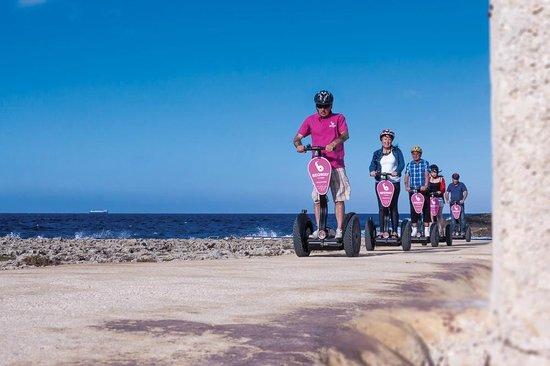 Malta Segway Fun Tour