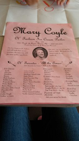 Photo of Restaurant Mary Coyle Ol' Fashion Ice Cream at 5521 N 7th Ave, Phoenix, AZ 85013, United States