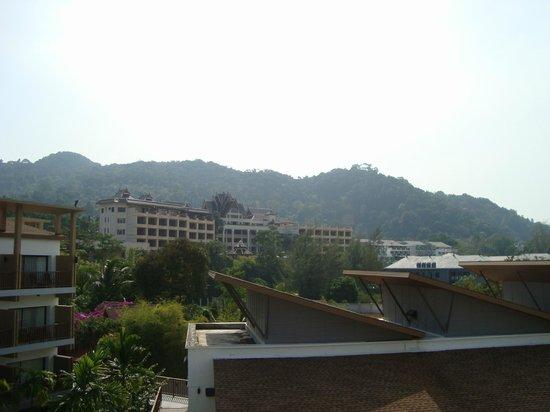 Deevana Plaza Krabi Aonang : View from our balcony