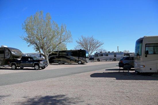USA RV Park : RV Sites