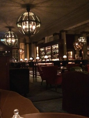 Rosewood London: I'm just sorry this bar isn't down the street from me