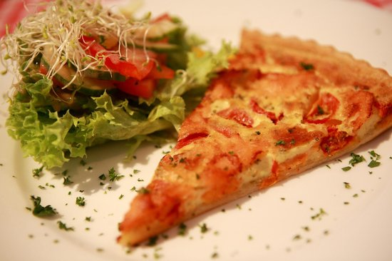 Bonjour: pizza
