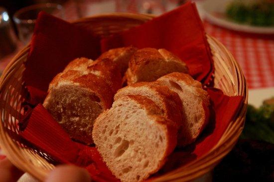 Bonjour: bread