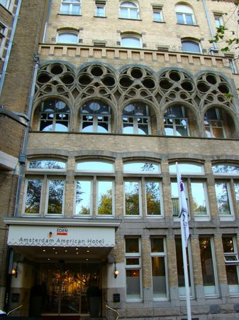 American Hotel Amsterdam : Exterior