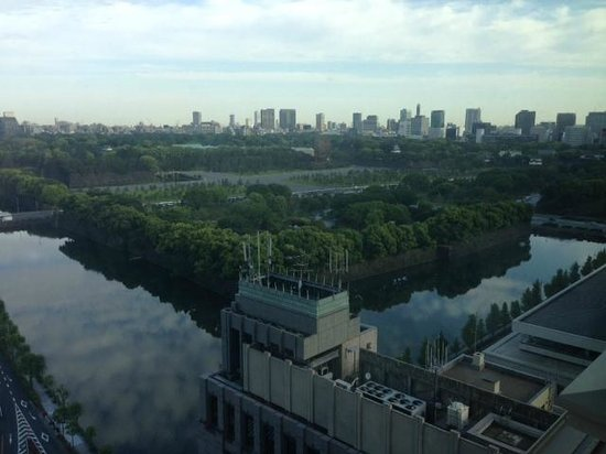 The Peninsula Tokyo : What A View!