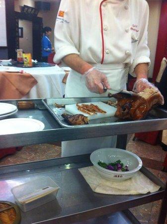 Quanjude Roast Duck Restaurant