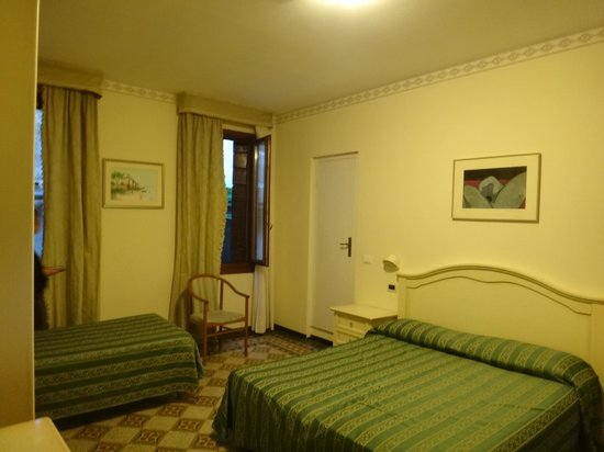 Universo Nord Hotel : our room