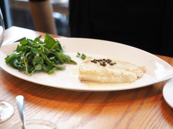 Hank's Oyster Bar : Sablefish