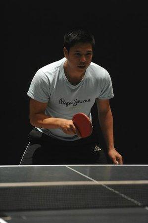 25hours Hotel Zurich West : Table Tennis