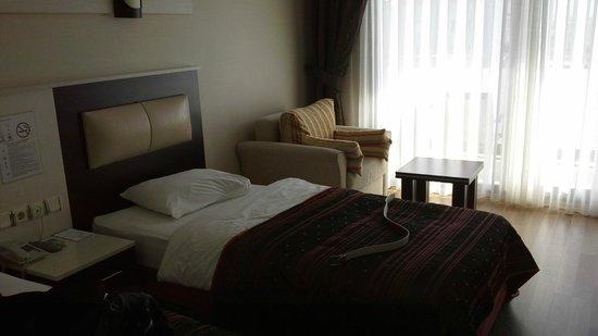Royal Palace : Habitacion con camas muy confortables