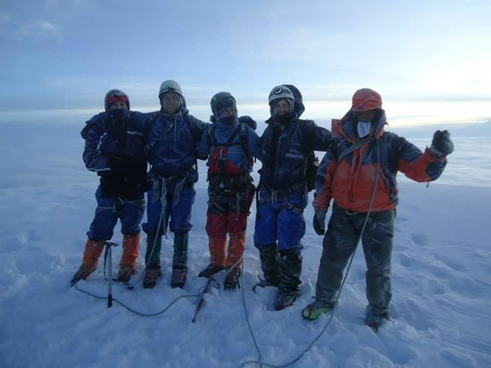 Tierra Zero Tours: Summit!