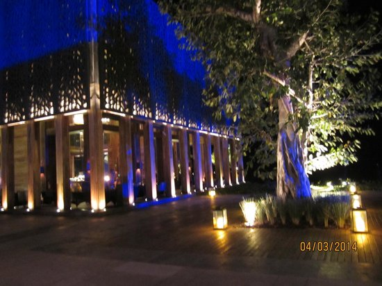 NIZUC Resort and Spa: Bar A Kan
