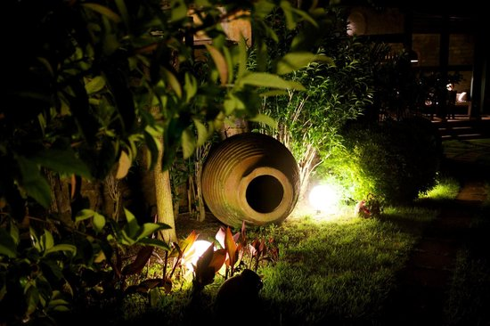 Antik Zeytin Hotel & Art : Night