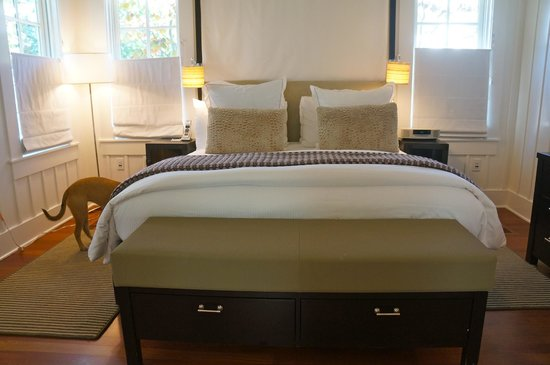 Carneros Resort and Spa: Second Master Suite