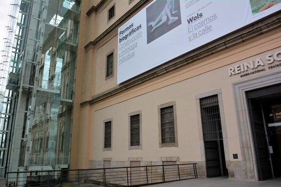 Museo Nacional Centro de Arte Reina Sofía: ソフィア王妃芸術センター