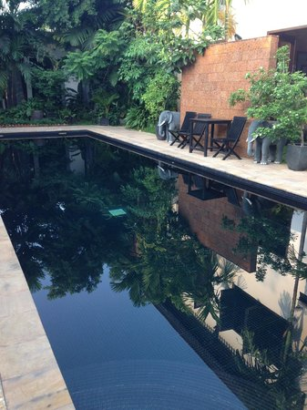 Bunwin Boutique Hotel: lovely small pool