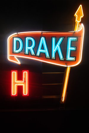 Museum of Vancouver : Drake Hotel
