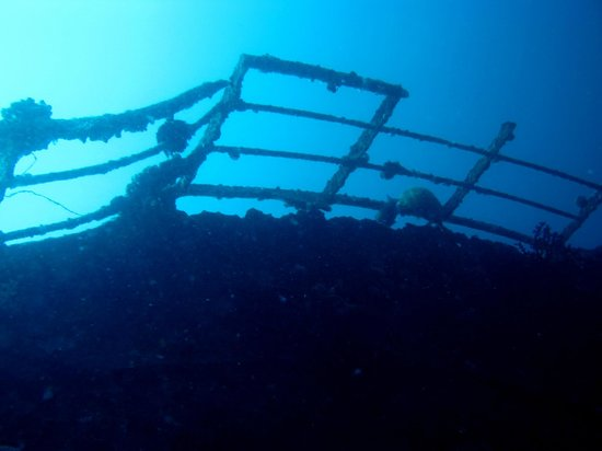 Scuba Ventures: amazing wrecks
