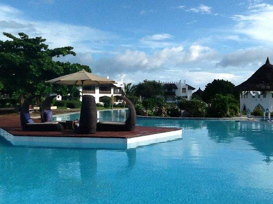 Royal Zanzibar Beach Resort: Beautiful setting