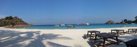 Redang Beach Resort: Paradise