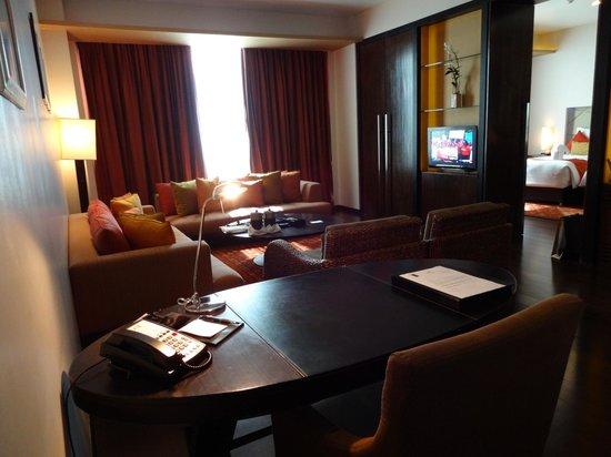 VIE Hotel Bangkok, MGallery by Sofitel : #2204 living room