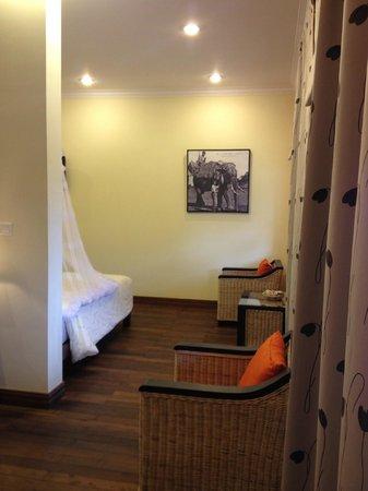 Pavillon d'Orient Boutique-Hotel: Room decor