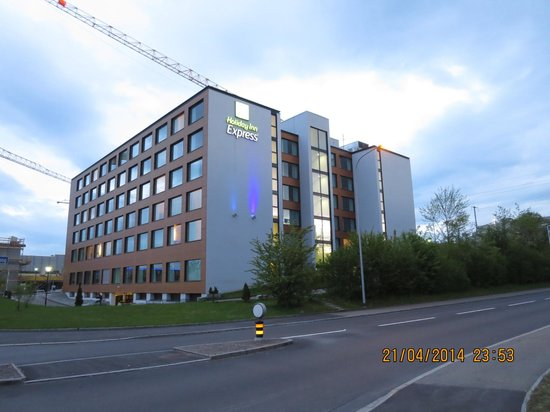 Holiday Inn Express Zurich Airport: hotel