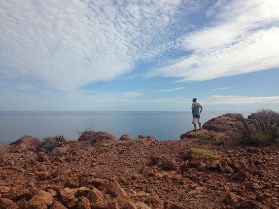Baja Outdoor Activities (BOA): Enjoying the view