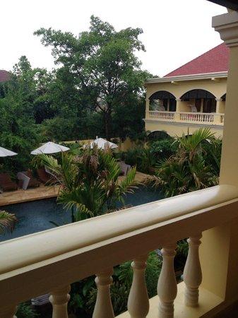 Pavillon d'Orient Boutique-Hotel: view