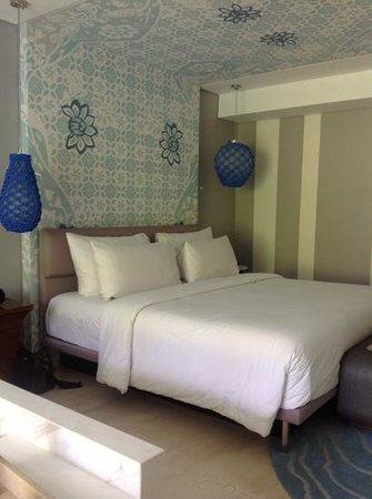 Le Meridien Bali Jimbaran: Lagoon suite