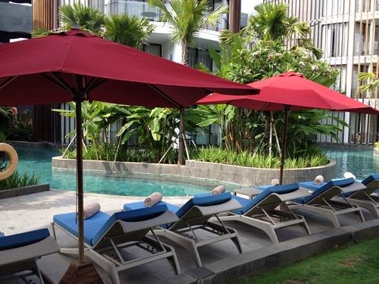 Le Meridien Bali Jimbaran : the pool
