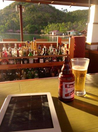 El Rio y Mar Resort : Reef bar