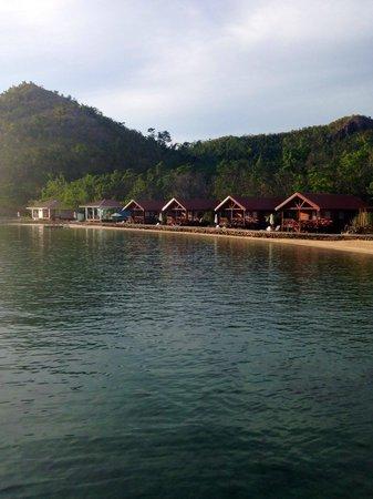 El Rio y Mar Resort : Bungalows