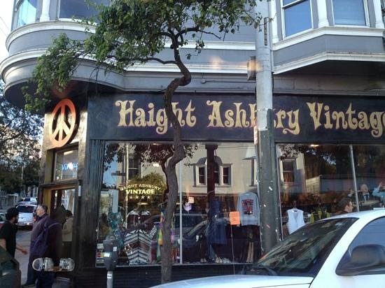 Silver Lion Service - Private Tours: Haight Ashbury