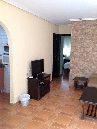 Aparthotel Atlas : salon