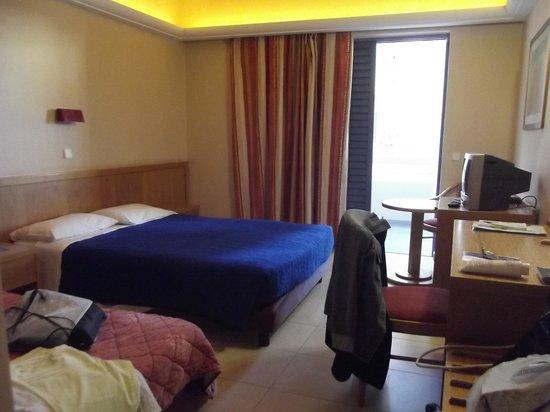 SENTIDO Pearl Beach : notre chambre