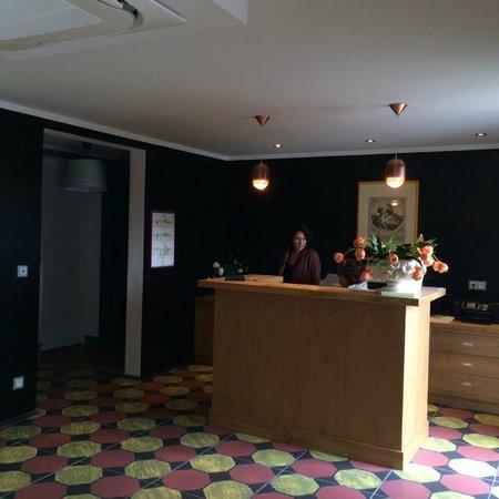 Rossi Hotel : l'arrivée