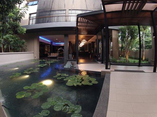 Novotel Phuket Kata Avista Resort and Spa : L'accueil